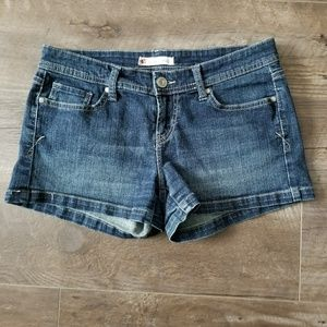 !IT Jeans white label shorts